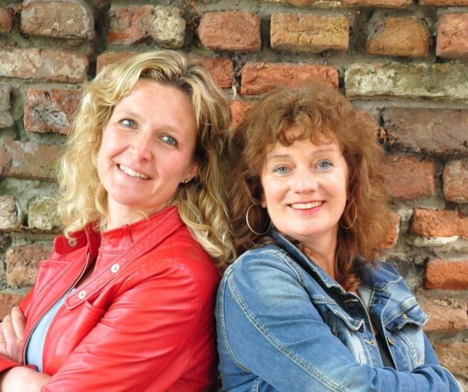 Marjolein en Marcella