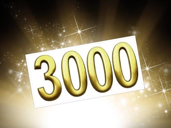 3000-leden