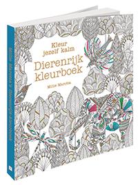 dierenrijk-kleurboek