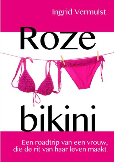 Roze bikini
