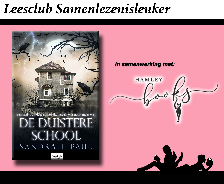 inschrijven leesclub - de duistere school