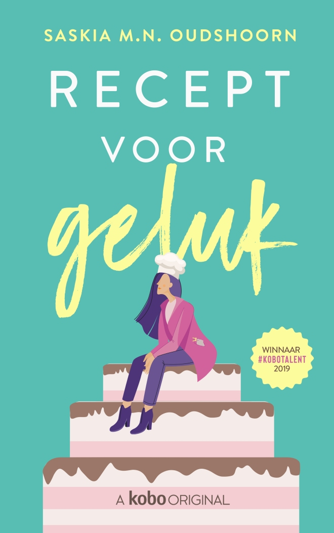 Recept voor geluk Sticker - Ebook